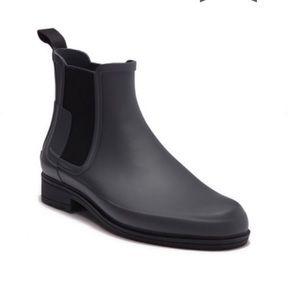 Hunter original (NWOT) refined Chelsea boot -Men's